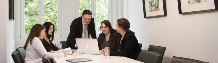 Beratung von Geschäftsideen, Konferenz, Meeting, Team, Hagen Hild, Sabine Hild, Kerstin Piller